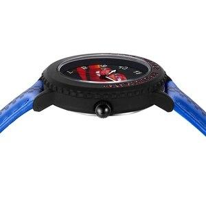 Image 2 - Cars Lightning Mcqueen Jackson Storm Kinderen Quartz Disney Horloge Jongen Sport Mode Pu Waterdichte Horloges Kid Horloge Gift