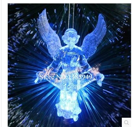 tienda online ngel ngeles de la navidad rbol de navidad colgantes decoracin de la navidad ngel rbol de navidad luces de colores angelitos navidad cm