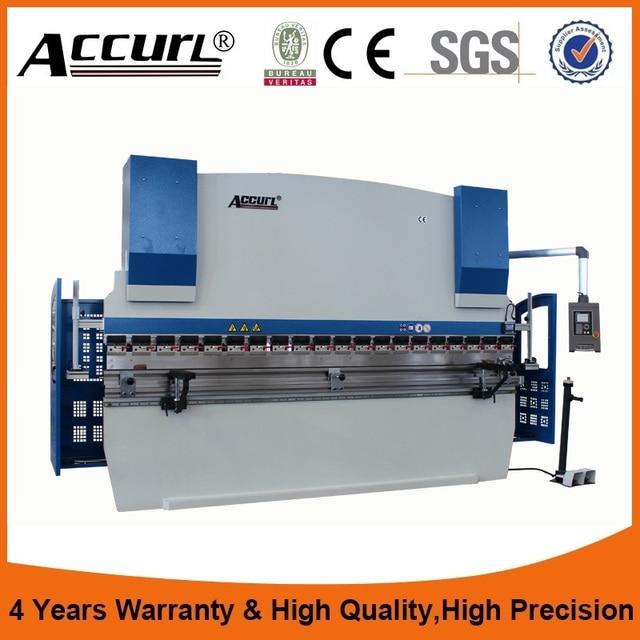 Metal Bending Machine >> 6mm Hydraulic Plate Bending Machine 8ft Sheet Metal Bender Cnc Press