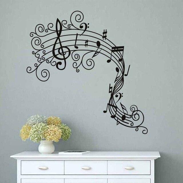 creative infinite wall art stickers,removable vinyl wall sticker