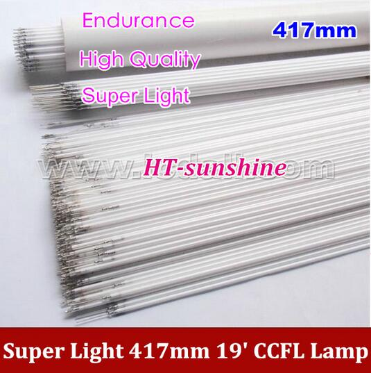 High Quality 417 mm 418mm LCD backlight 417mm*2.4mm CCFL tube Cold cathode fluorescent l ...
