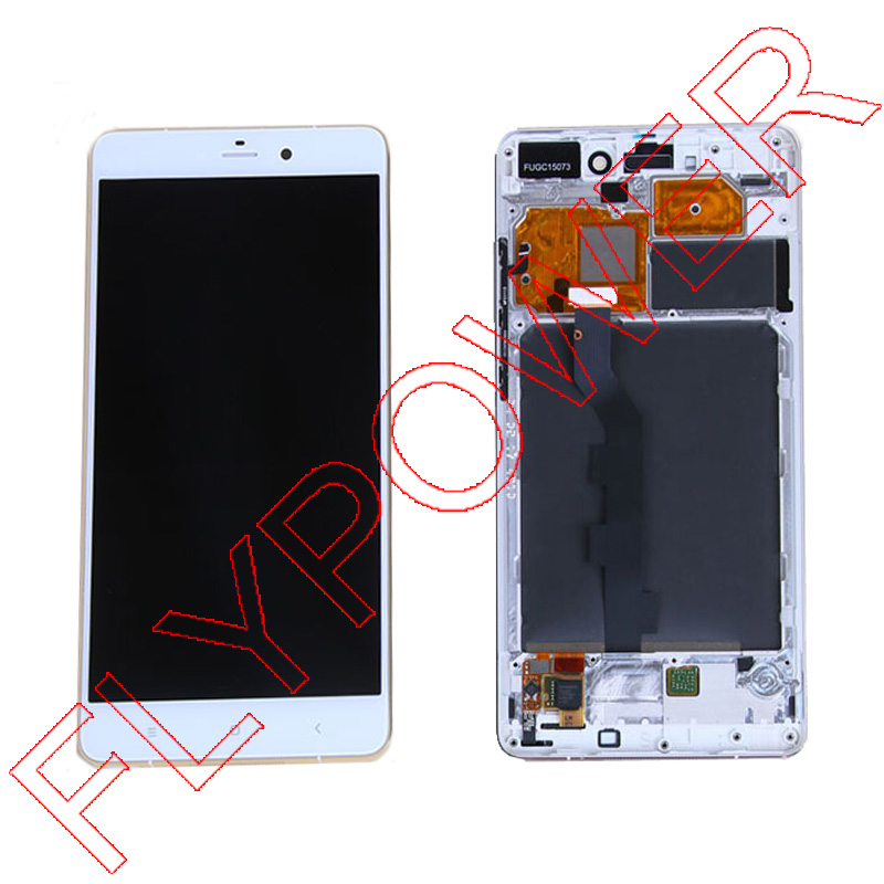 For font b XiaoMi b font NOTE HD 5 7 inch LCD Display Digitizer touch Screen