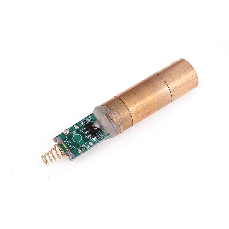 3D Scanner 532nm 30~50mW Green Laser Module Laser Diode Light 3~3.7V 0~65 C