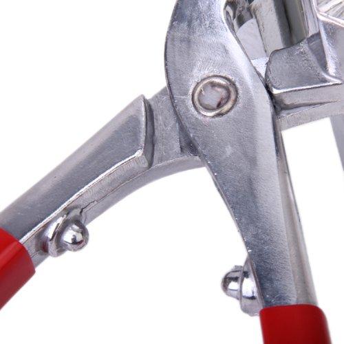 Szczypce do rozciągania płótna ze stopu aluminium Czerwony trzon - Narzędzia ręczne - Zdjęcie 5