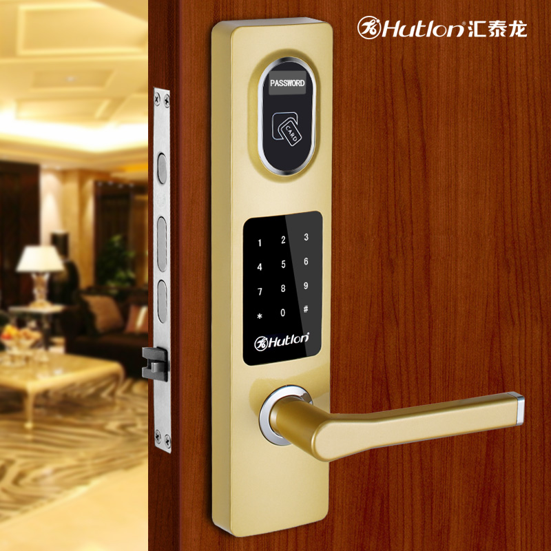 home security door locks.  Security Department Of Tyrone Home Security Door Card Lock High End Smart  Electronic HZ 69103in Locks From Home Improvement On Aliexpresscom  Intended Security Door