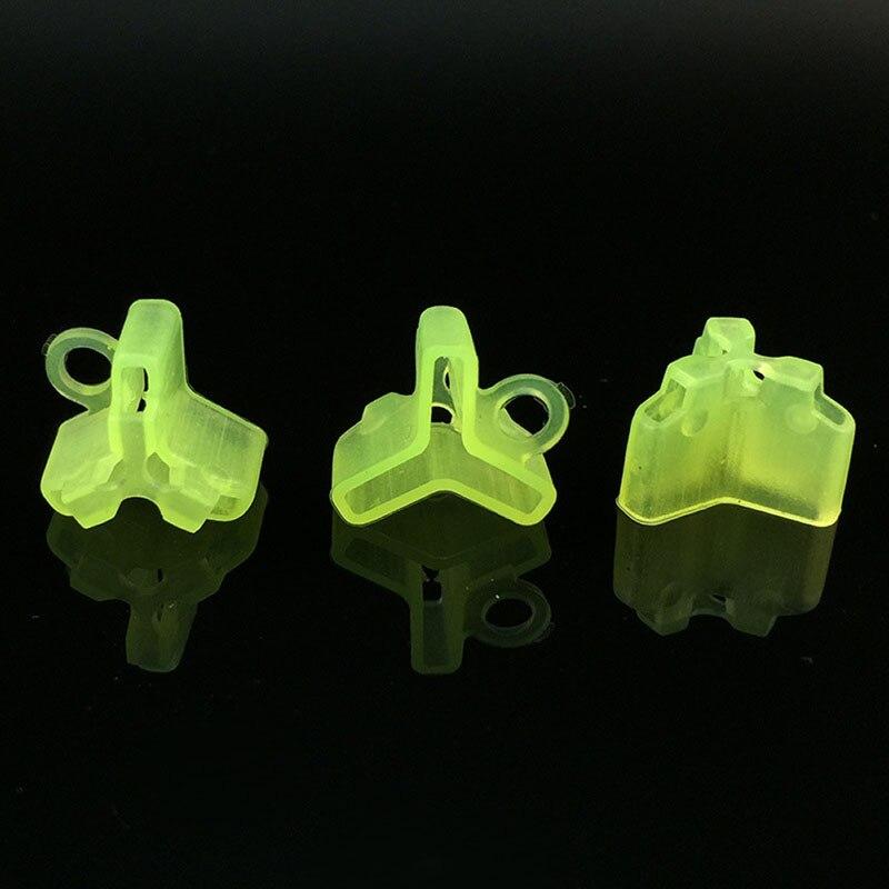 50 шт./упак. прочный рыболовные крючки с джиг-Чехлы Чехол Головные уборы Шапки протектор