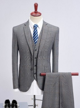 POSHAWN-Grey-Plaid-Striped-Men-Suits-With-Pants-And-Vest-Double-Button-Formal-Blazers-Men-3.jpg_640x640_conew1