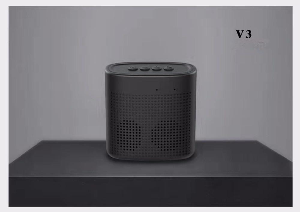 Mini Bluetooth speaker net surface portable woofer stereo Radio FM enceinte bluetooth parlante bluetooth portatil caixa