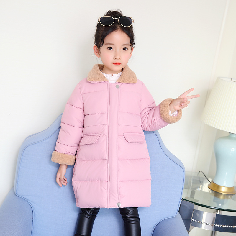 Aliexpress Com Kids Girls Outerwears Winter Casual Girls Jacket