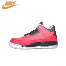 Nike Air Jordan 3 DB Doernbecher AJ3 Male Basketball Shoes,Original Men Sport Sneakers Shoes 437536
