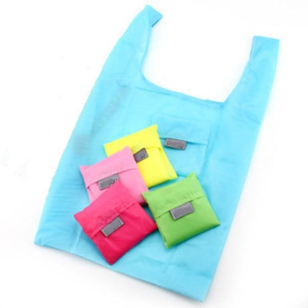 Fashion Reusable Shopping Bag Travel Grocery Portable Folding ...