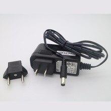 Original 19V 0.6A EU US Plug Adaptor charger Vacuum Cleaner Parts for ilife x5 v5 v5s v3 v5 pro a4s a4 a6 Robot Vacuum Cleaner
