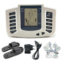 JR-309A Body Relax Muscle Therapy Massager Pulse Tens Acupuncture With Therapy Slipper+4Pads