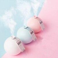 Humidificador de aire ultrasónico con forma de globo  difusor de Aroma de 200ml con USB  Color moderno  para la Oficina  el hogar y las embarazadas  Humidificador de aromaterapia