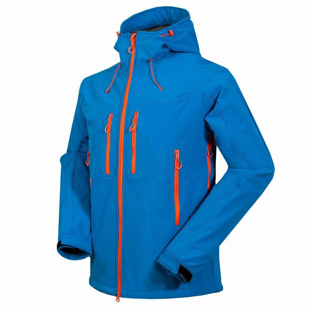 ESHINES Softshell veste hommes coupe-vent imperméable extérieur veste mâle Camping randonnée vestes pluie coupe-vent coupe-vent pas cher