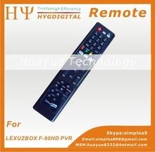 Mando a distancia Original para LEXUZBOX F-90 HD PVR remoto receptor de satélite para AZAMERICA F-90HD PVR