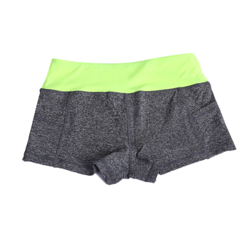 12 Colors Women's Shorts Summer Elastic Waist Sporting Shorts Casual Printed Quick Dry Shorts For Female Fitness Short Pants 6