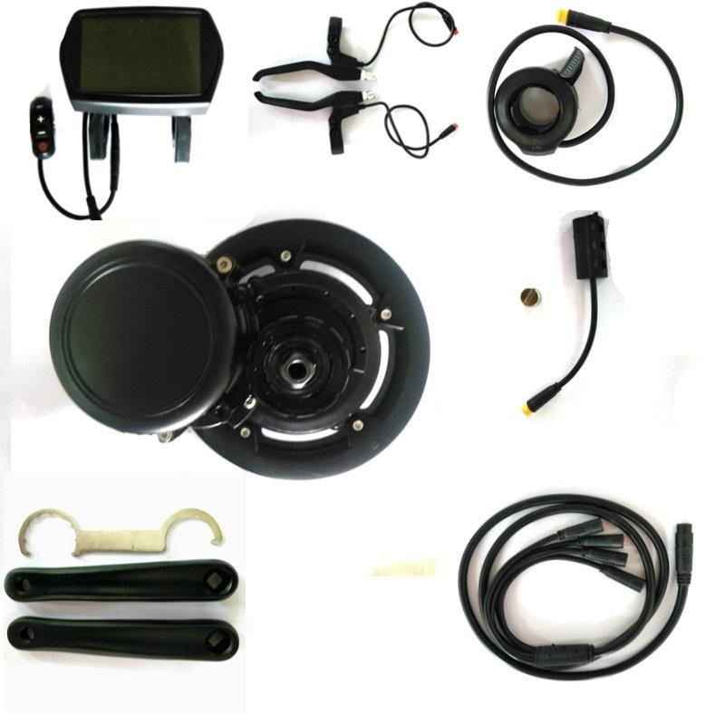 lingbei motor 36v 500w new version torque sensor
