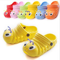 Animal Cartoon Style Children Girls Baby Cute Kids Slippers For Boy Caterpillar Anti-Slip Eva Child Slipper Shoes Baby Sandal