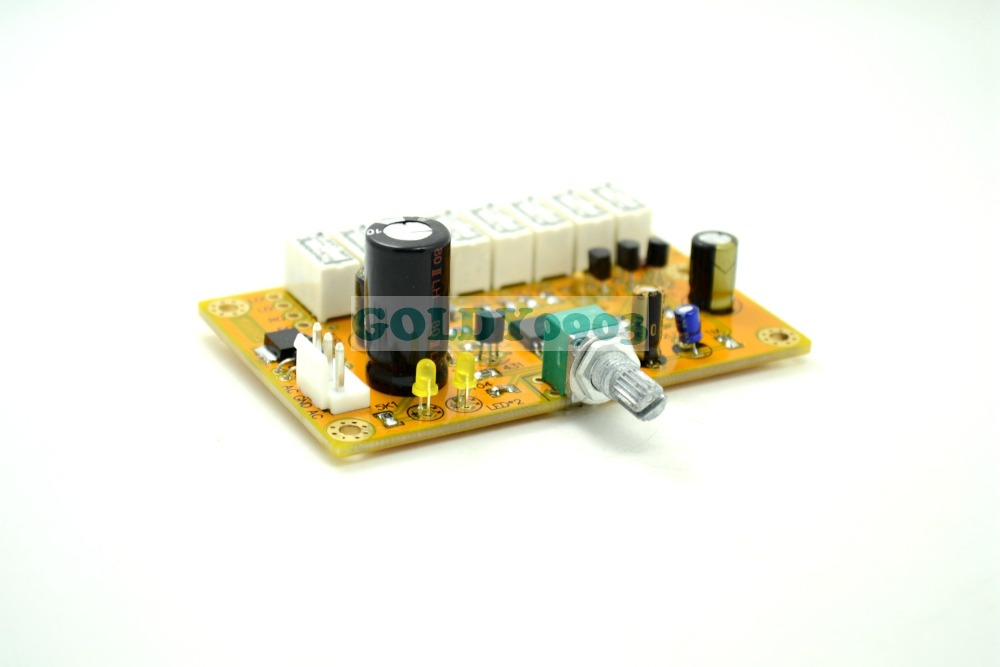 HIFI Relay Volume Control panel Board potentiometer ALPS AC12V-18V balance version jv8 hifi remote control volume board kit 128 steps 2 channel 50k exponential constant input impedance relay