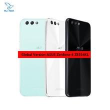 Küresel Sürüm ASUS Zenfone 4 ZE554KL 4G 64G Smartphone 5.5 ''Octa Çekirdekli Snapdragon 630 NFC android cep telefonu OTA güncell...