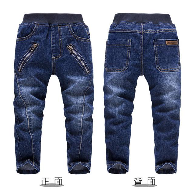 Bebé de la alta calidad Goys vaqueros casuales niños pantalones de los niños 3Y - 7 Y