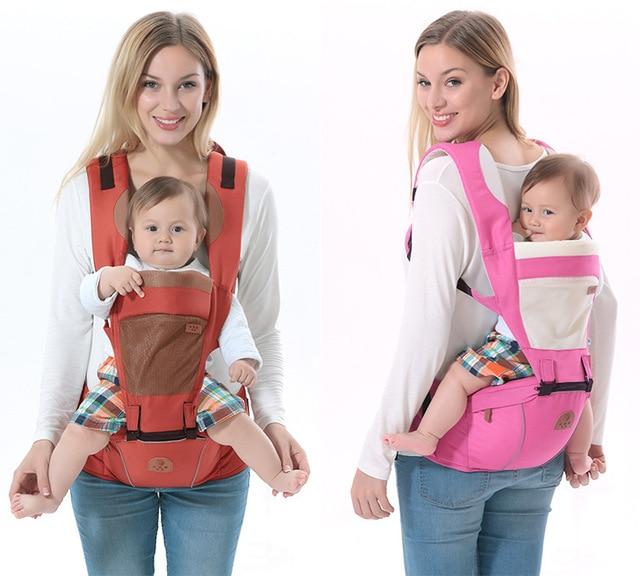 Multifunction Backpack Child Carry Bag Seat Belt Bag Baby Chair Belt