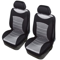3D Mesh Breathable Car Front Seat Cover Advanced Double Seat Cover Car Seat Air Mesh Covers