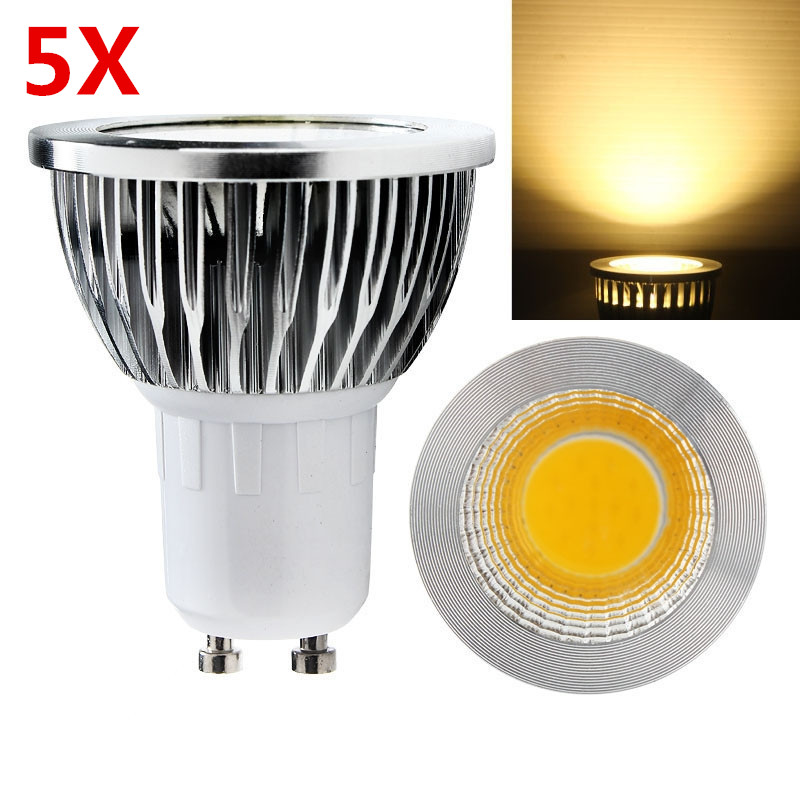 5X Super Bright 9W 12W 15W <font><b>GU10</b></font> <font><b>LED</b></font> Bulb Lights 110V 220V Dimmable CREE <font><b>Led</b></font> <font><b>COB</b></font> Spotlights Warm/Natural/Cool White <font><b>GU10</b></font> <font><b>LED</b></font> lamp