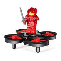 Eachine E011 Mini 2 4G Headless Mode With 60000RPM 716 Coreless Motor Toy Brick RC Quadcopter