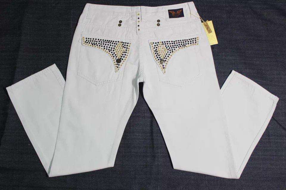 Popular Black Crystal Jeans-Buy Cheap Black Crystal Jeans lots ...