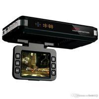 3 in 1 Car Radar detector (Russian voice) DVR Dash Cam GPS tracker DVR Speed Detector 2.0 TFT dvr Camera G sensor Night Vision
