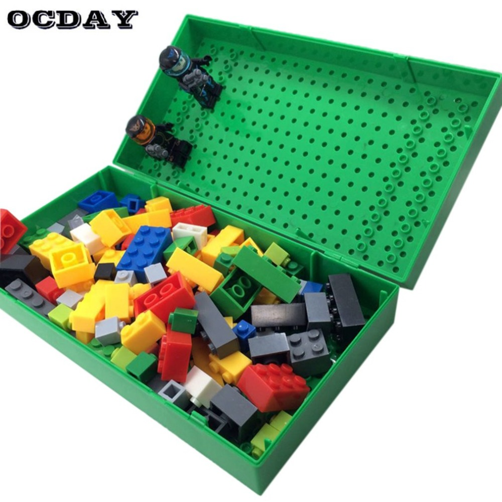 Detail Feedback Questions About Creative Building Blocks Storage Box