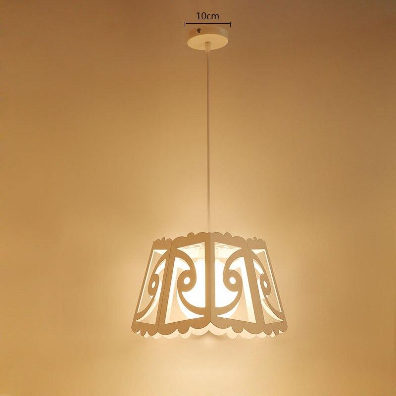TOIN Pendant Lights Nordic Home Lightings Iron hanglampenlampshade hanging lamps LED abajour light fixtures Living Room 220V D28 led pendant lamps nordic pendant lights
