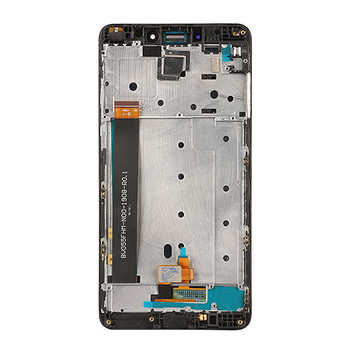 For Xiaomi Redmi Note 4 LCD+Touch Screen With Frame New Digitizer Assembly Replacement For Xiaomi Redmi Note 4 MTK Helio X20