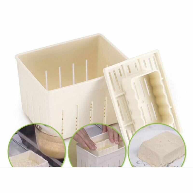 Пресс-форма Tofu DIY приспособление для приготовления тофу пресс-формы набор кухонного инструмента Форма для тофу набор