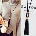 Fashion autumn and winter long necklace design personalized all-match clothing accessories necklace accessories decoration