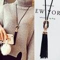 Moda otoño e invierno de diseño a largo collar personalizado del todo-fósforo accesorios de vestir collar de accesorios de decoración