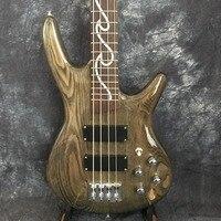 Высокое качество Черный 4 цвета электрическая бас гитара струна, 2019 Китай Горячая бас гитара Заводская распродажа, бесплатная доставка