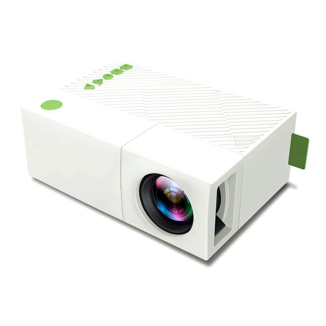 Mini Mobile Projector, Portable LED Pocket Projector with USB/AV/HDMI support TV Box Flash Drive Micro-SD PC Laptop Console theories of computational complexity