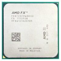 Amd fx 8120 am3 + 3.1 ghz/8 mb/125 w processador central de oito núcleos|CPUs| |  -