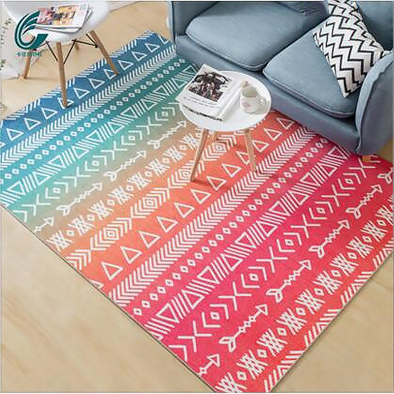 2018 Hot Sale Ottoman Style Design Large Carpets For Living Room ...