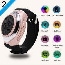 U3 женщин мужчин браслет Bluetooth Smart Watch с FM радио, MP3 плеер для альпинизм, работает… IPhone Android-совместимый