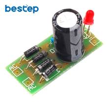 AC to DC Power Conversion Module 1N4007 Full Bridge Rectifier Filter 12V 1A AC DC Converter(China)