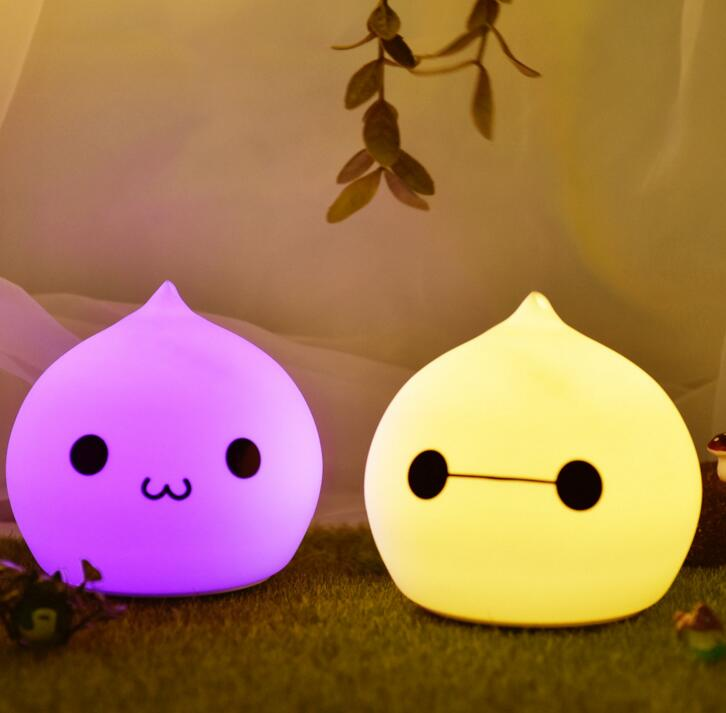 lovely-7-color-water-drop-night-light-silicone-soft-children's-gift-led-touch-light-christmas-gift-cartoon-lamp