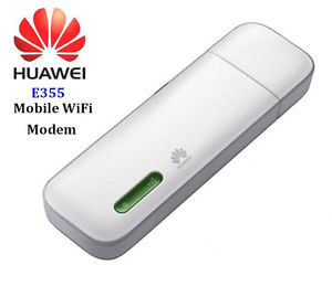 Huawei E355 21M 3G Modem DataCard and 3G Router WIFI Unlocked ...
