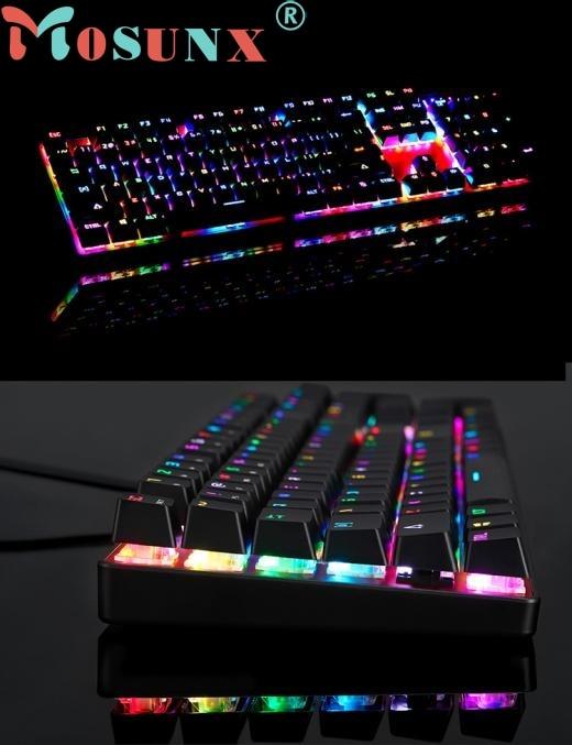 Ecosin2 CK104 Mechanical Keyboard s