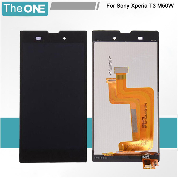 ФОТО For Sony Xperia T3 M50W D5102 D5103 D5106 5.3