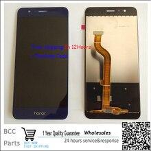 100% новый 4 цвет Для huawei honor 8 ЖК-Дисплей С Сенсорным Экраном Digitizer Замена Испытано в порядке!