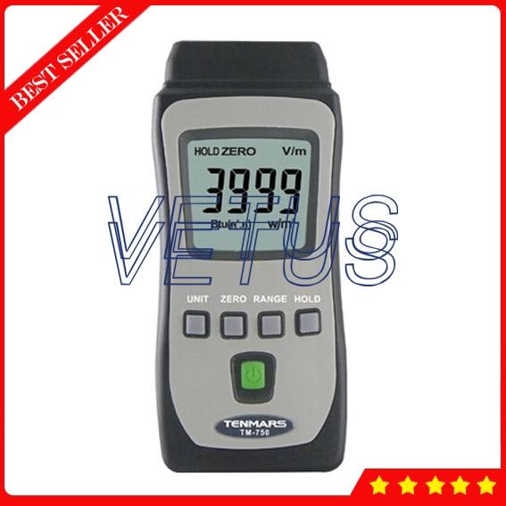 TM-750 Mini Pocket Solar Power Meter Radiation Detector tm 750 mini pocket solar power meter